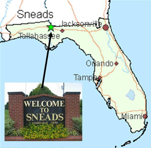 Sneads FL organized on this date | Florida Historical Society
