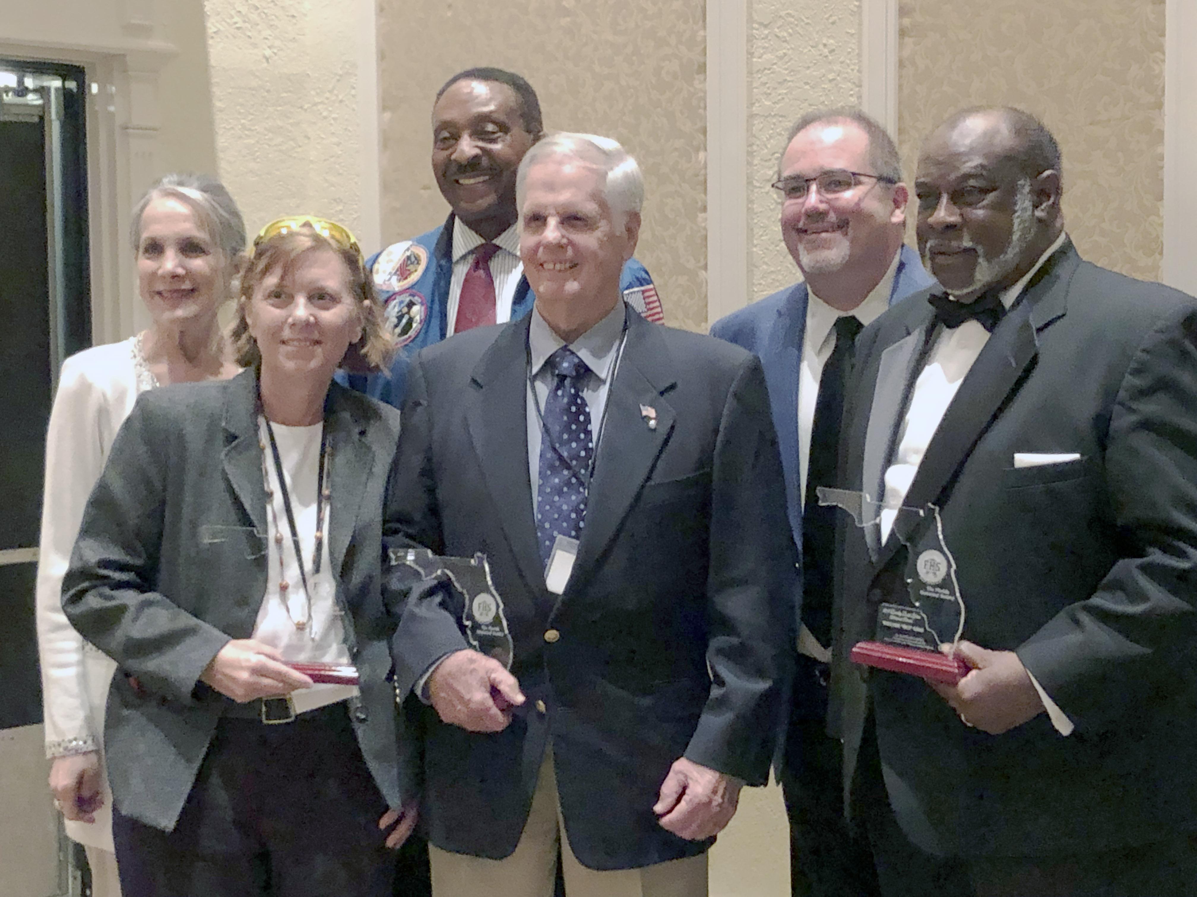 FHS award recipients