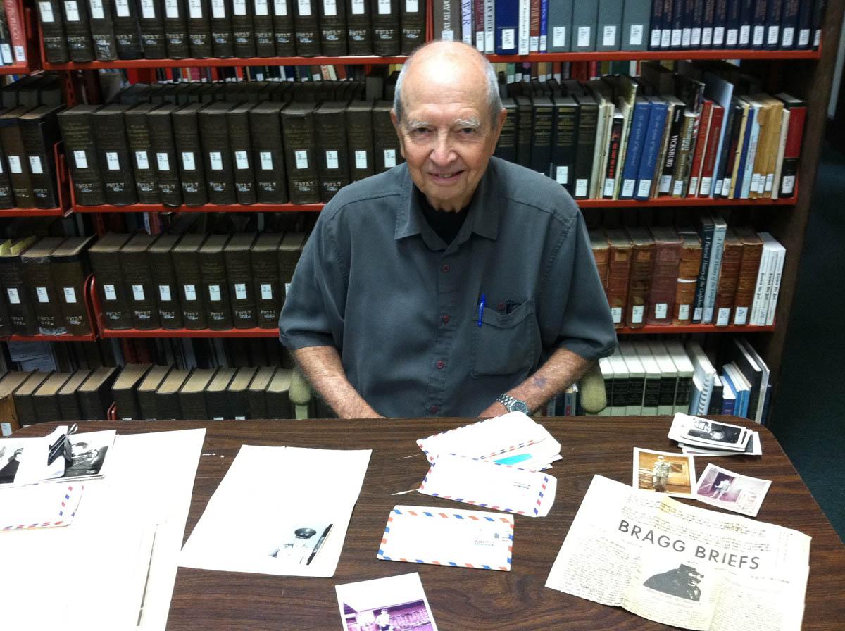 Vietnam Archives, FHS Volunteer