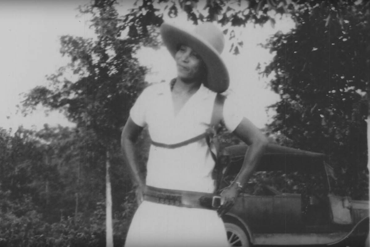 Florida Frontiers TV - The Lost Years of Zora Neale Hurston | Florida  Historical Society