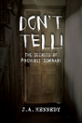 Book Cover for Don't Tell