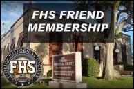 FHS FRIEND MEMBERSHIP