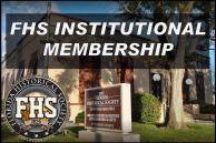 FHS INSTITUTIONAL MEMBER
