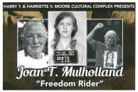 "Joan T. Mulholland ""Freedom Rider"""