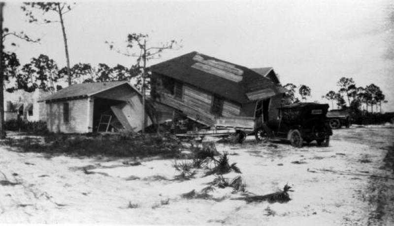 West Palm Beach Hurricane History
