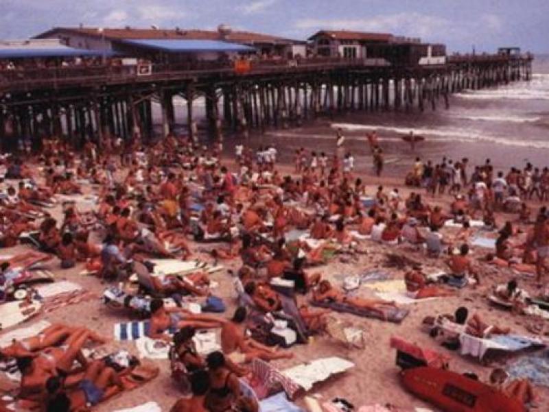 Spring Break In Cocoa Beach The Late 1980s