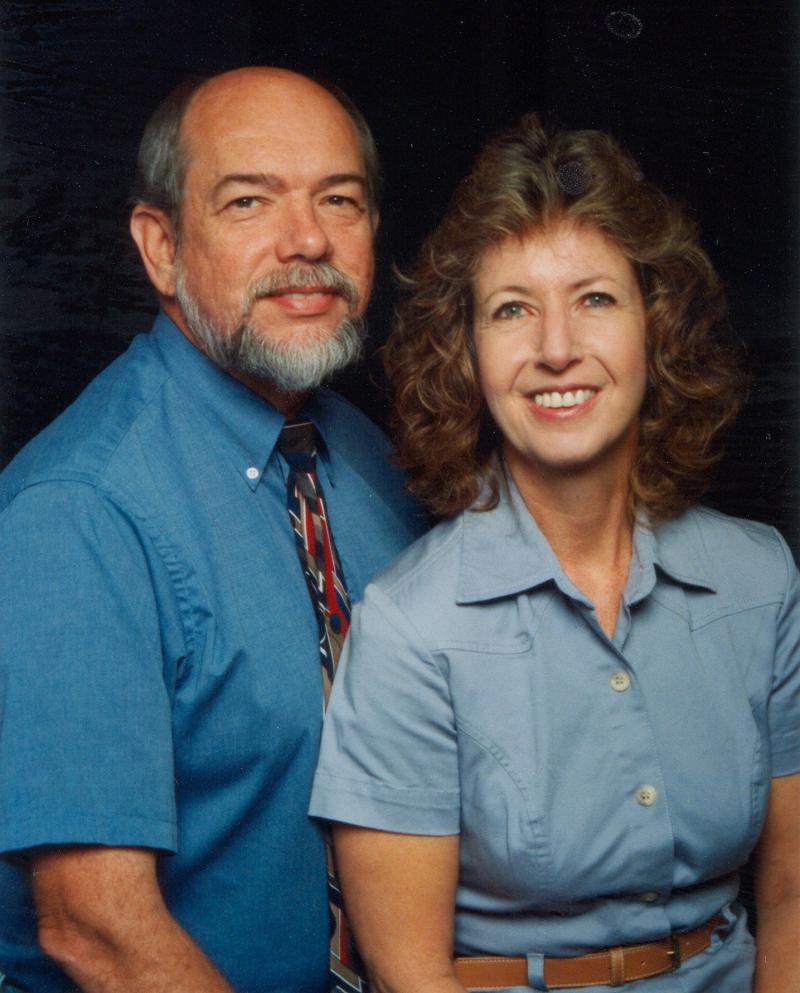 John and Mary Lou Missall