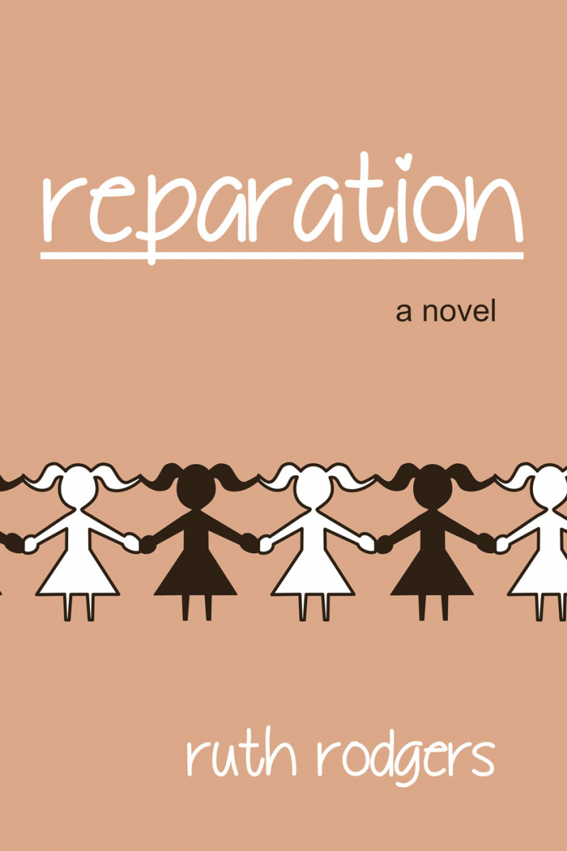 COVER: Reparation - a novel