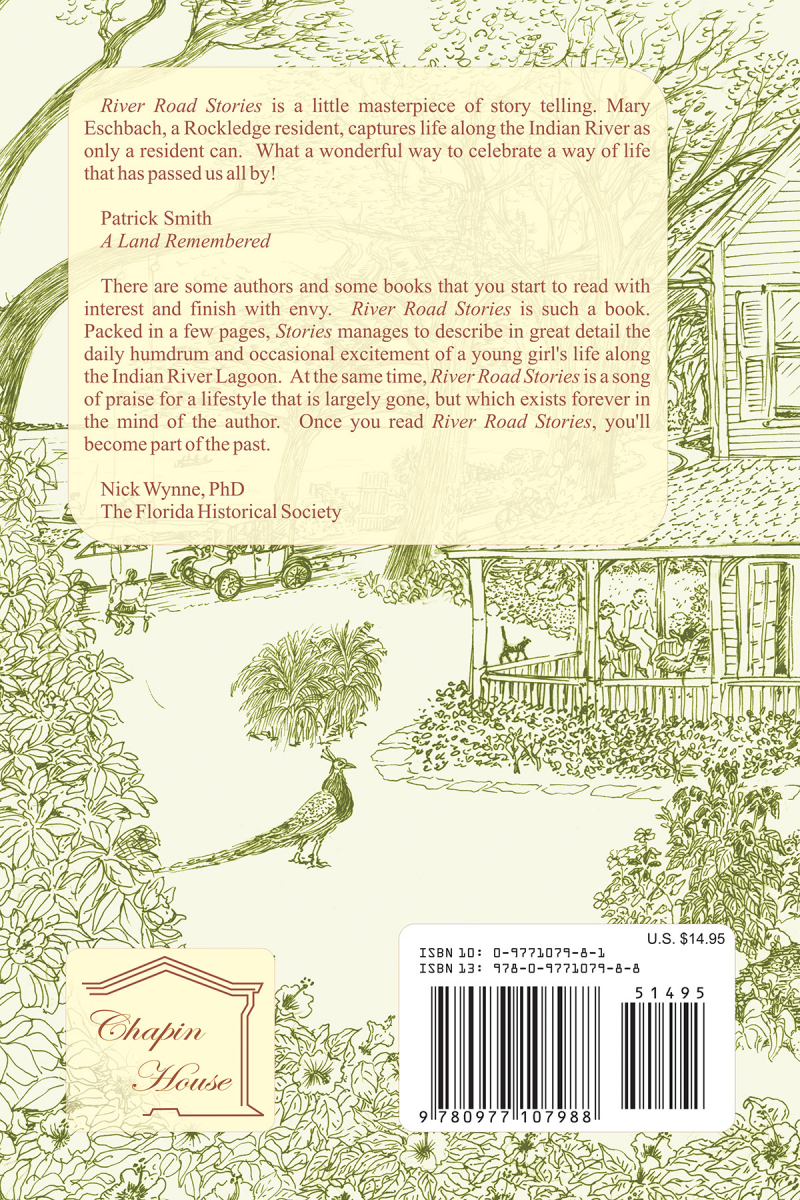 BACK COVER: River Road Stories