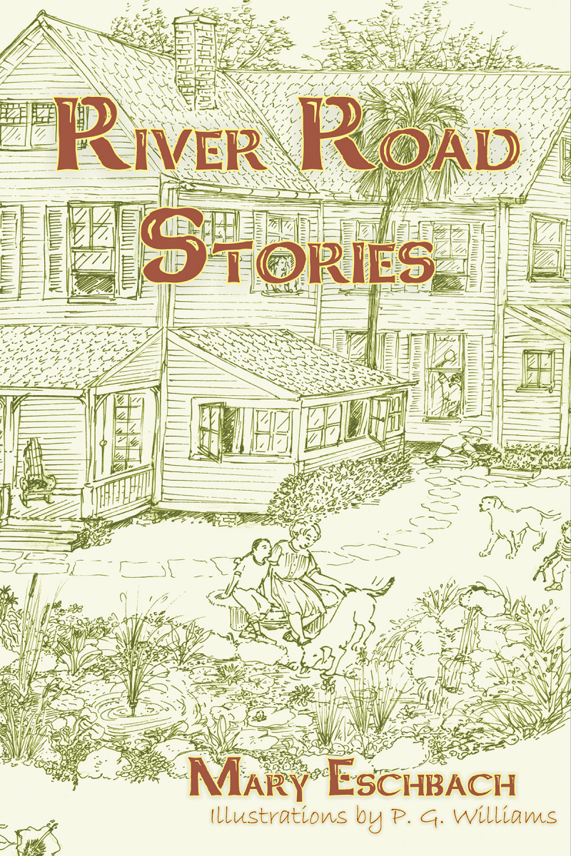 FRONT COVER: River Road Stories