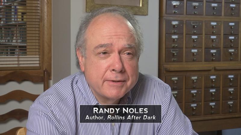 Randy Noles, Author 'Rollins After Dark'