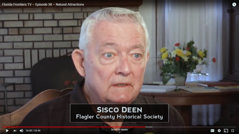 Sisco Deen - Flagler County Historical Society