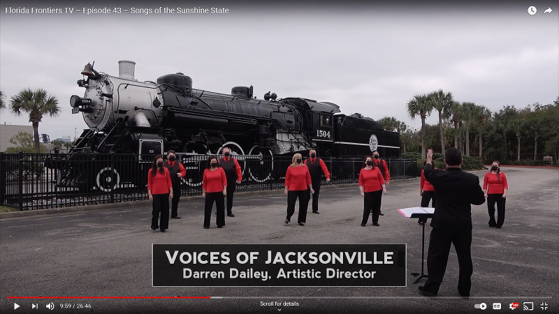 Voices of Jacksonville, Darren Daily Artistic Director