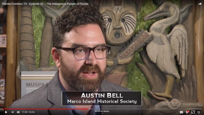 FFTV32, Austin Bell, Marco Island Historical Society