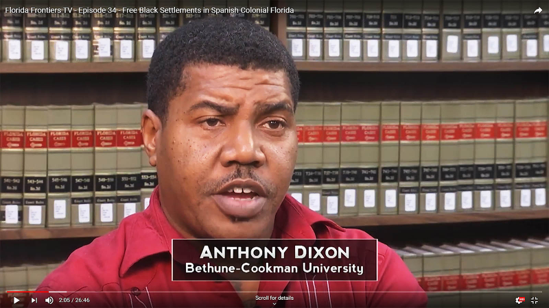 Anthony Dixon, Bethune-Cookman University