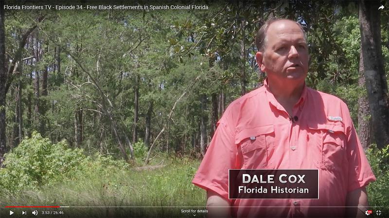 Dale Cox, Florida Historian