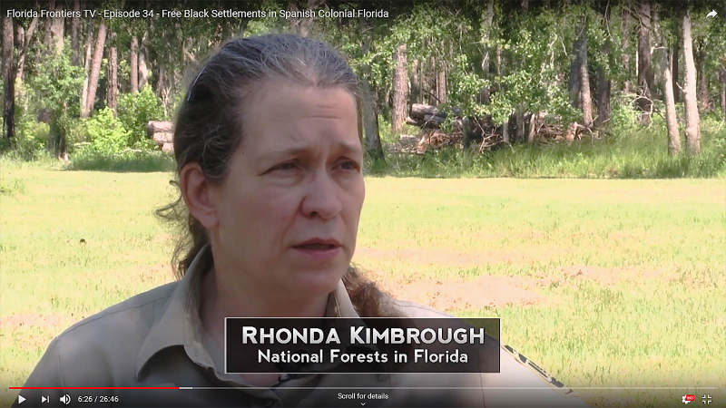 Rhonda Kimbrough, National Forests in Florida