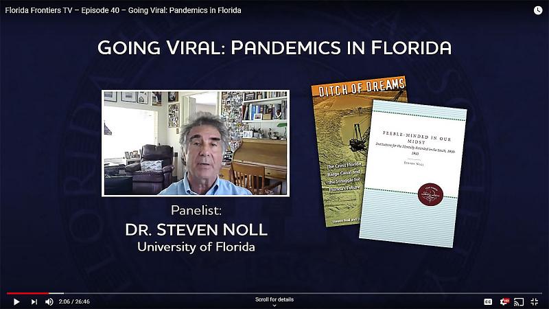 Dr. Steven Noll, University of Florida