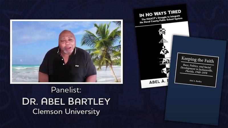 Screenshot - FFTV41 Panel 2, Day2 - Dr. Abel Bartley - Clemson University