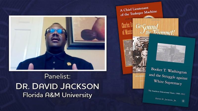 Screenshot - Dr. David Jackson - Florida A&M University
