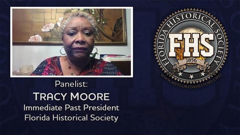 Screenshot - Tracy Moore - Immediate Past FHS President