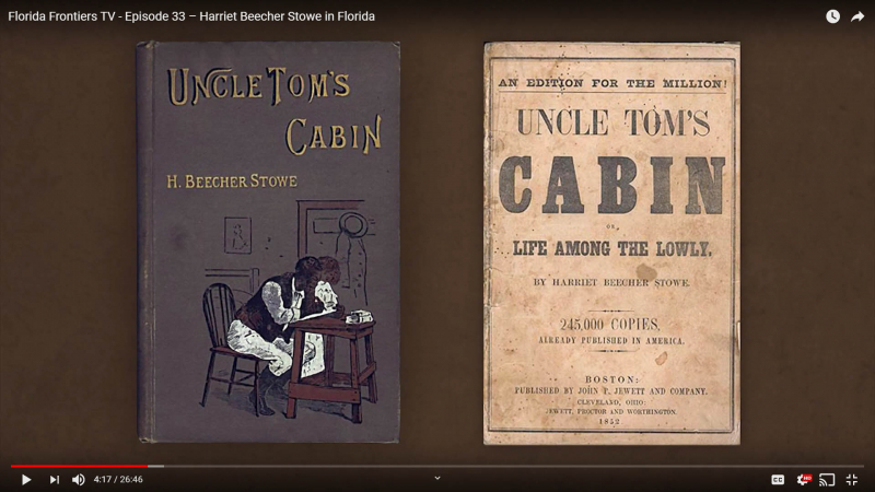 Book - Uncle Tom's Cabin