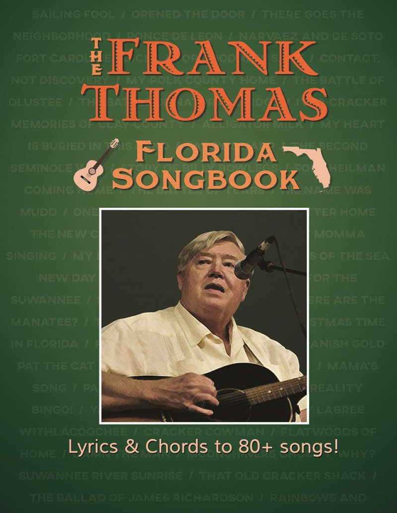 COVER: Frank Thomas Songbook