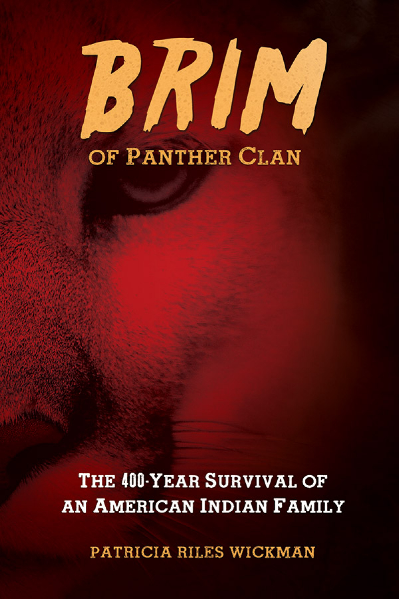 front cover, Brim of Panther Clan