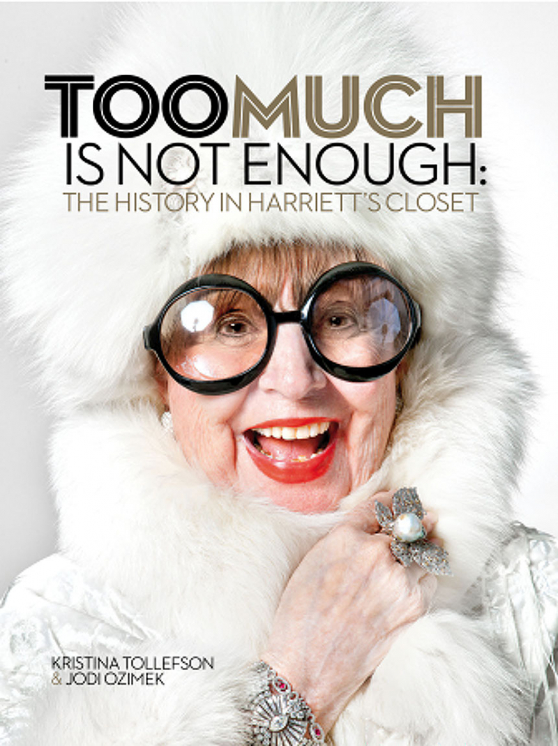 COVER: Too Much Is Not Enough: The History In Harriett's Closet