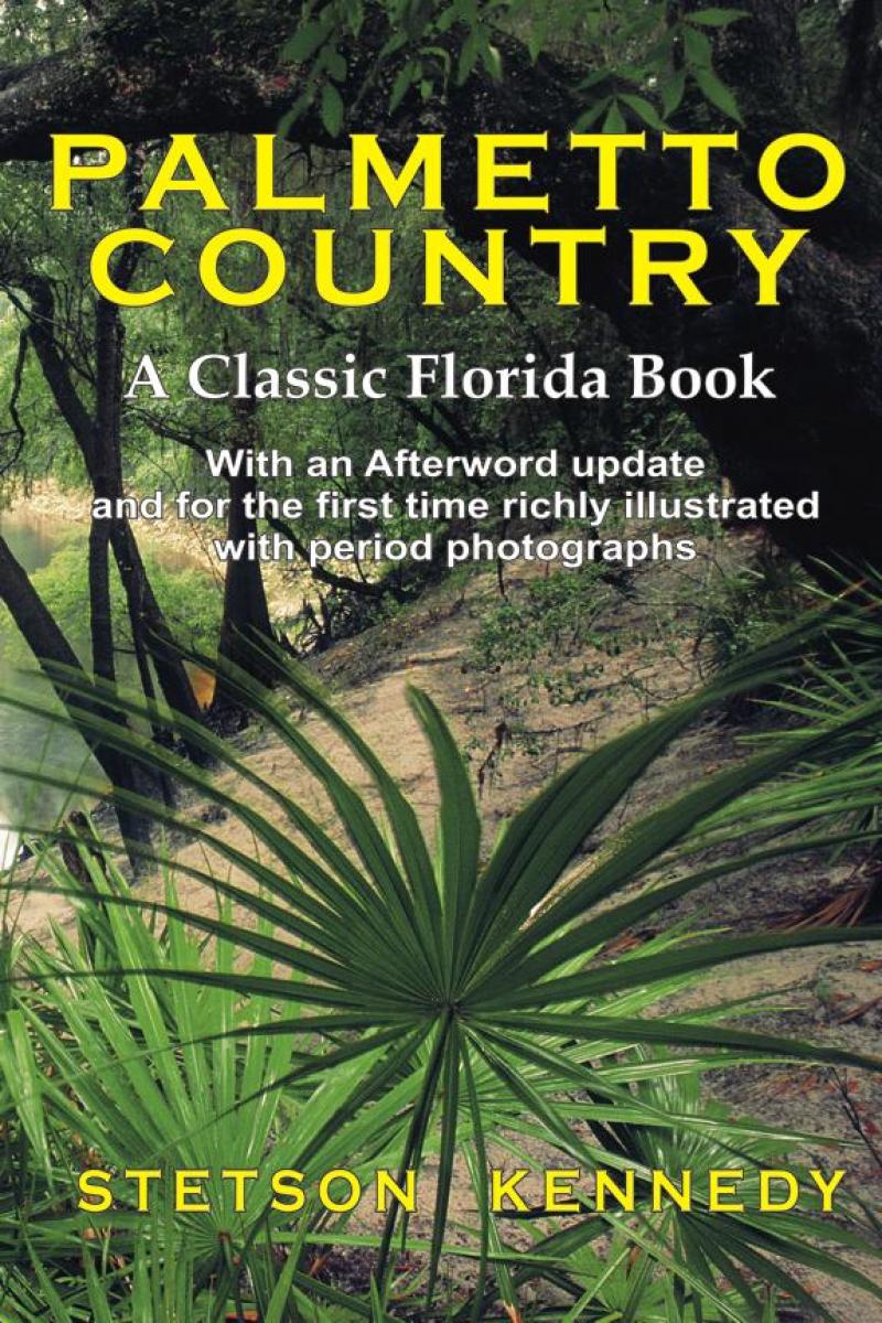 COVER: Palmetto Country