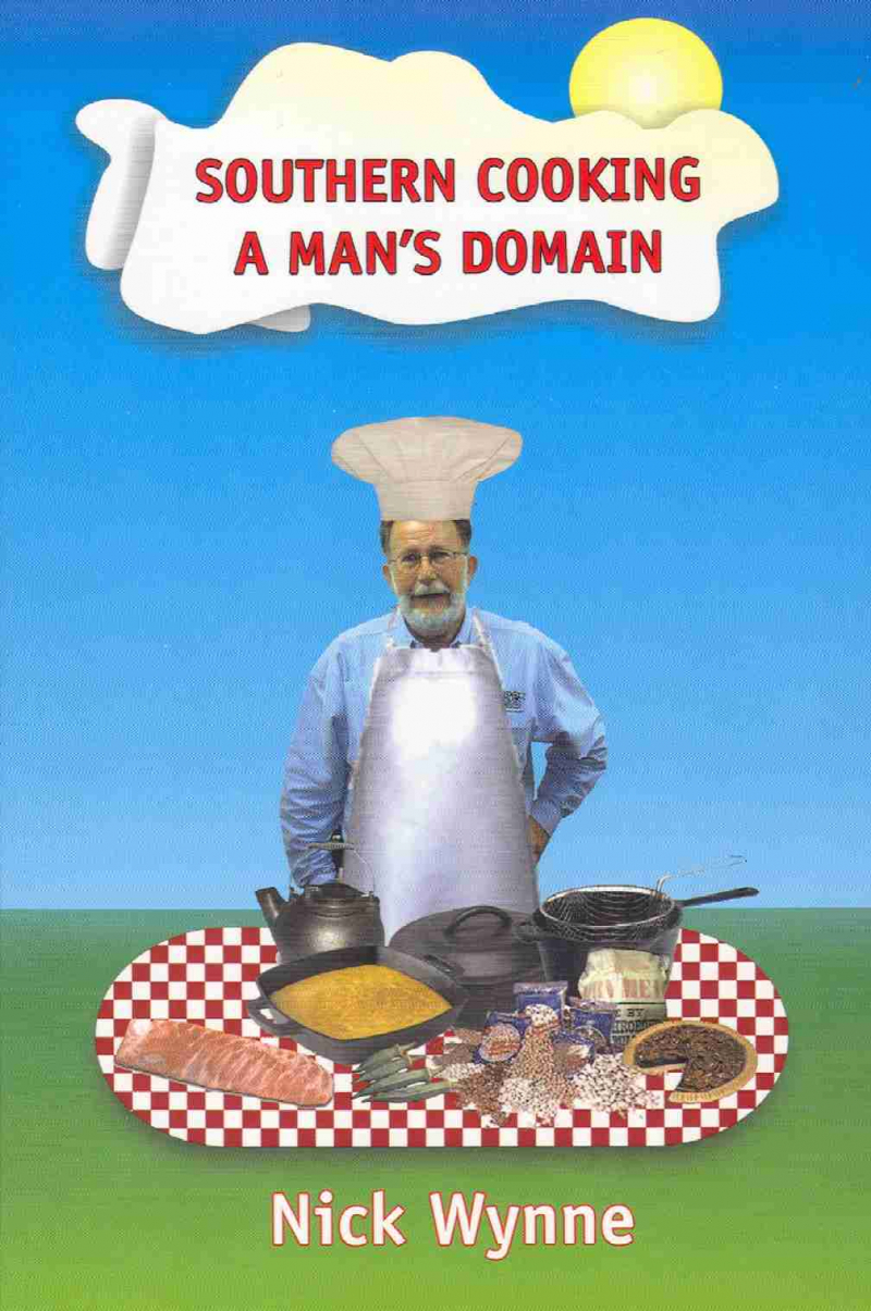 COVER: Southern Cooking A Man's Domain