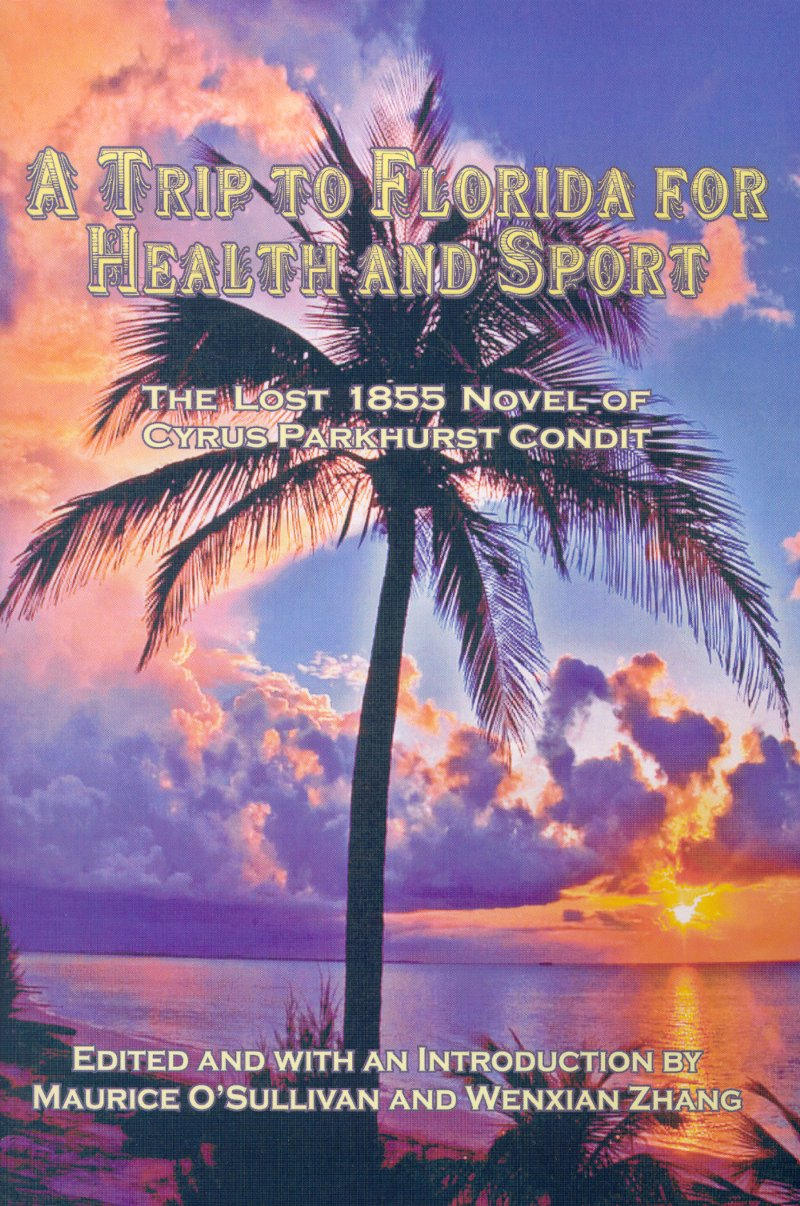 COVER: A Trip To Florida For Health and Sport